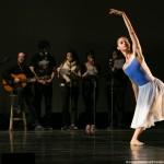 Dancer: Melissa Lineburg; Photo: Sasha Fornari